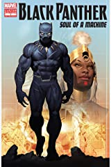 Black Panther: Soul Of A Machine (2017) #2 Kindle Edition