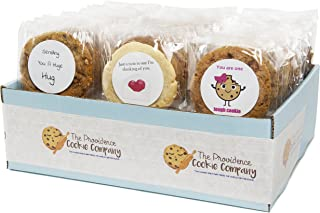 The Providence Cookie Company ENCOURAGING WISHES GOURMET COOKIE GIFT choose 1, 2, 3 or 4 Dozen (1 Dozen)