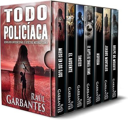 Amazon.com: Todo Policíaca: Los mejores libros en español de ...