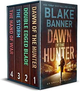 Omega Series Box Set #1: Books 1-4