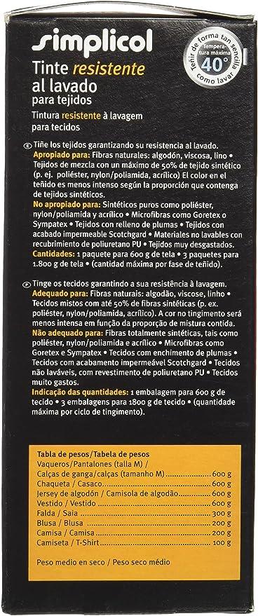 Dintex Tinte para Ropa en Lavadora, Marrón