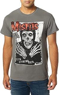 FEA Merchandising Men's Misfits All Ages Skeleton T-Shirt