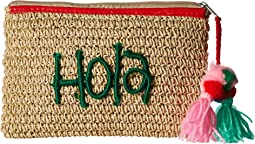 San Diego Hat Company - BSB1721 Paper Clutch with Embroidery