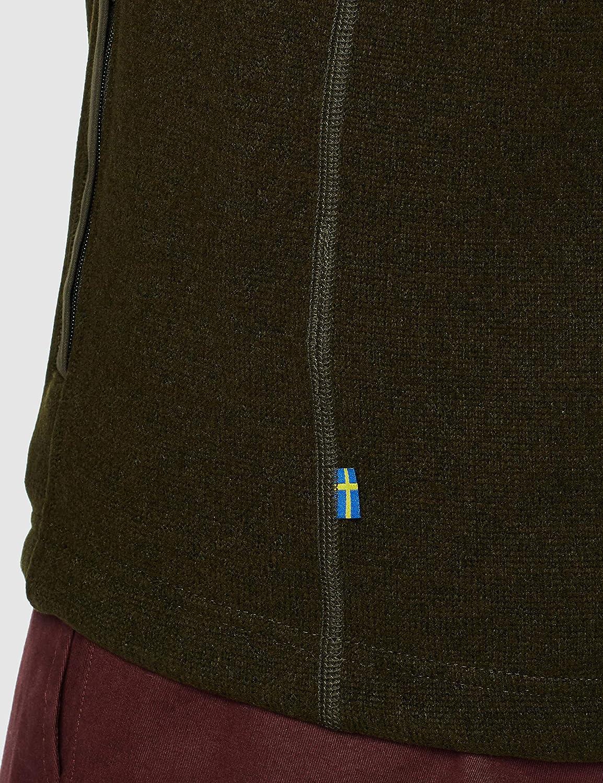 FJ/ÄLLR/ÄVEN Buck Fleece Vest M Sweat-shirt Homme