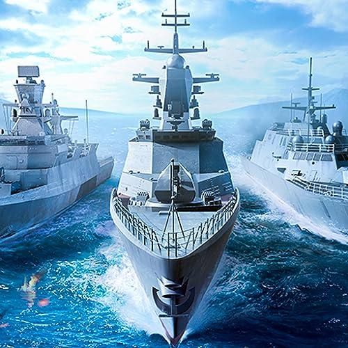 Naval Armada: Fleet Battle - Guerra Navío Simulador Juego