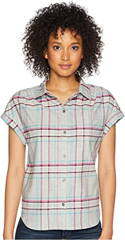 Sunnyside Cotton Plaid Shirt