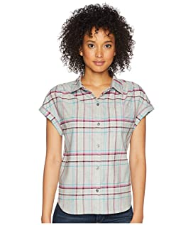 Sunnyside Cotton Plaid Shirt