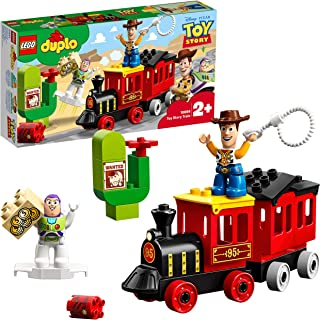 LEGO DUPLO | Disney Pixar Toy Story Train 10894 Building Blocks, New 2019 (21 Pieces)