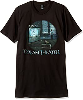 FEA Men's Dream Theater Television Soft T-Shirt