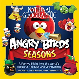 National Geographic Angry Birds Seasons: A Festive Flight Into the World's Happiest Holidays and Celebrations (English Edition)
