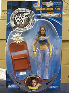 Jakks Pacific WWF Lita Figure Series 13