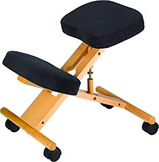 Classic Kneeling chair Jobri BetterPosture Kneeler Chair Ergonomic Kneeling Chair for Back Pain
