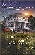 Texas Holiday Hideout (Cowboy Lawmen Book 2)
