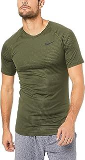 Nike Men's Pro Breathe AOJ Short-Sleeve Top