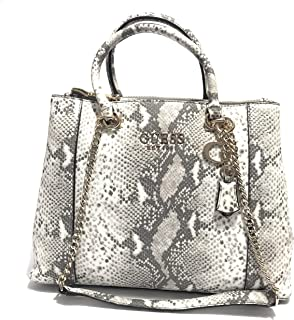 Guess: Yorkshire Box Satchel, offerta borsa bauletto stampa