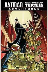 Batman/Teenage Mutant Ninja Turtles Adventures Kindle Edition