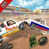 Xtreme Demolition Derby Crash Stunt-Rennsimulator - Derby-Autorennen 3D-Spiele - Verrückteste Derby-Auto-Stunt-Zerstörungssimulationsspiele 2020