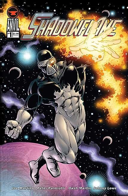 Shadowflame #1 (English Edition)