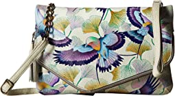 Anuschka Handbags - 607 Convertible Envelope Clutch Wristlet