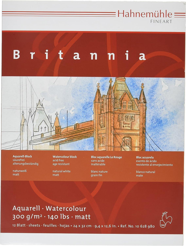 Orion Department store Hanemyure Britannia watercolor paper Bombing new work 3 HBR-24 block ~ 240