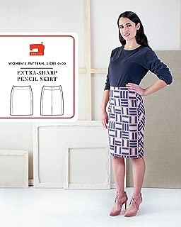yoke skirt sewing pattern