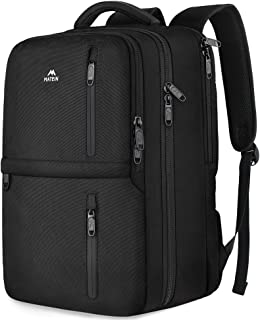 Travel Backpack, Flight Approved Carry on Hand Luggage, Matein Water Resistant Anti-Theft Business Large Daypack Weekender...