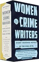 suspense novel writers