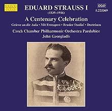 E. Strauss: A Centenary Celebration