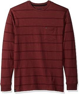 Rip Curl Mens CPLAJ8 Schooner Crew Long Sleeve Athletic Shirt