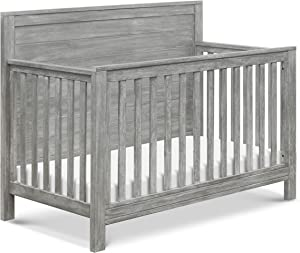 DaVinci Fairway 4-in-1 Convertible Crib in Cottage Grey | Greenguard Gold Certified