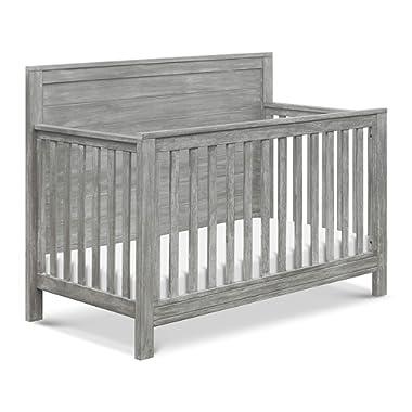 DaVinci Fairway 4-in-1 Convertible Crib in Cottage Grey, Greenguard Gold Certified