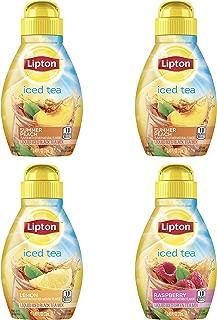 Best lipton tea bottle flavors Reviews