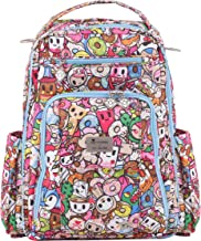 Ju-Ju-Be Be Right Back Backpack Diaper Bag,Tokidoki Tokipops