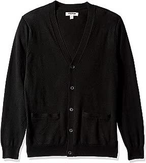 Amazon Brand - Goodthreads Men's Merino Wool Cardigan...