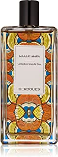 Berdoues Eau de Parfum Spray - Maasai Mara, Unisex, 3.4 Fl oz