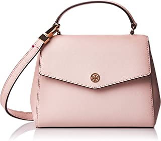 Tory Burch Womens Robinson Small Top-handle Satchel