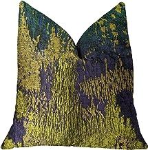 "Plutus Brands Plutus Emerald Rainforest Luxury Throw Pillow, 26"" x 26"""