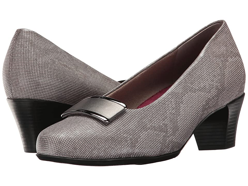Munro Mara (Pewter Metallic Print) High Heels