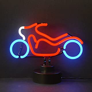 Neonetics Cars and Motorcycles Motorcycle Neon Sign Sculpture