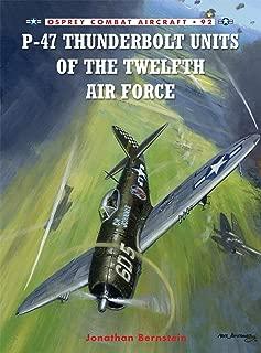 P-47 Thunderbolt Units of the Twelfth Air Force (Combat Aircraft)