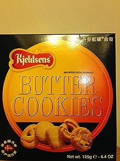 Kjeldsens Butter Cookies Convenience Pack - Imported From Denmark
