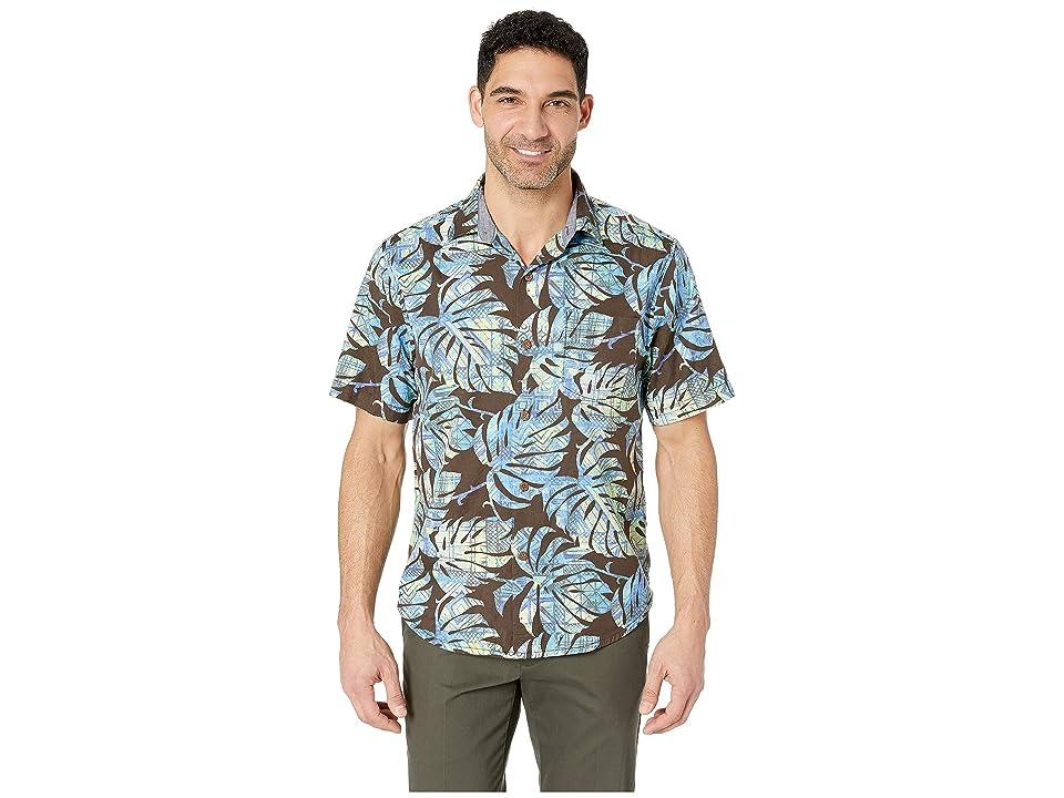 Tommy Bahama - Tommy Bahama Batiki Tiki Hawaiian Shirt