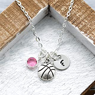 Best basketball necklace for girls Reviews