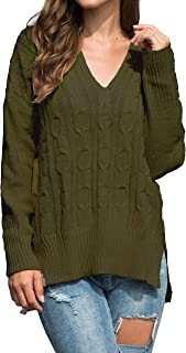 Best double v neck sweater Reviews