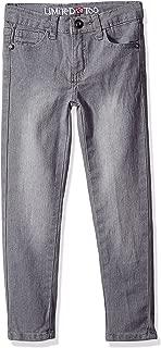 Limited Too 女童紧身牛仔裤
