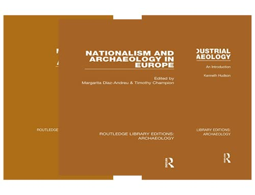 Routledge Library Editions: Archaeology (25 Book Series)