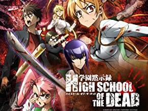 High School of the Dead Season 1 (English Dubbed)