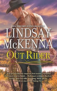 Out Rider (Jackson Hole, Wyoming Book 11)