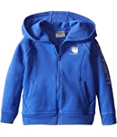Carhartt Kids - Carhartt Logo Zip Sweatshirt (Infant)