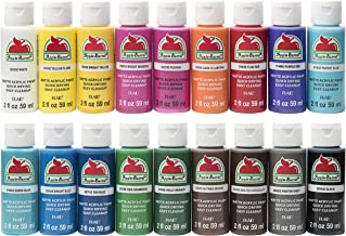 Apple Barrel PROMOABI Matte Finish Acrylic Craft Paint Set Designed for Beginners and Artists, Non-Toxic Formula that work...